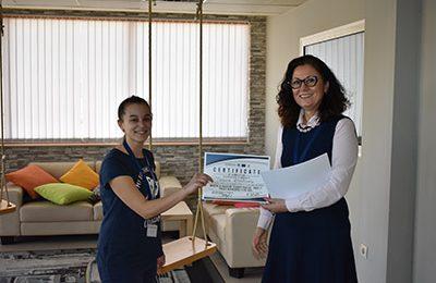 411 Маркетинг раздаде сертификати на своите стажанти